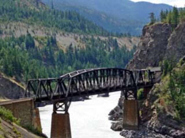 Western Canada by Rail on Rocky Mountaineer