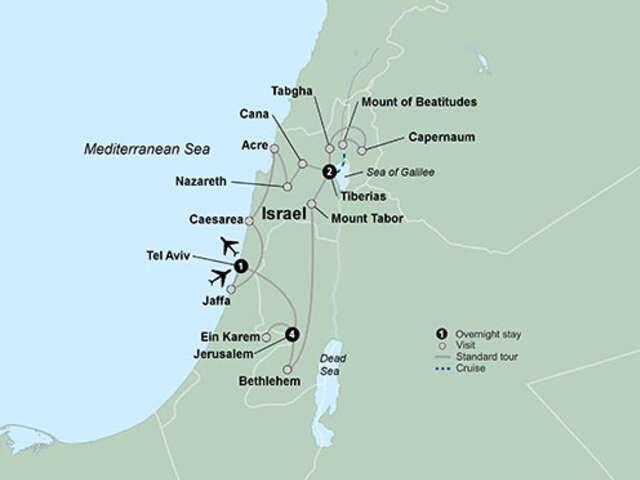 Israel: Pilgrimage to the Holy Land