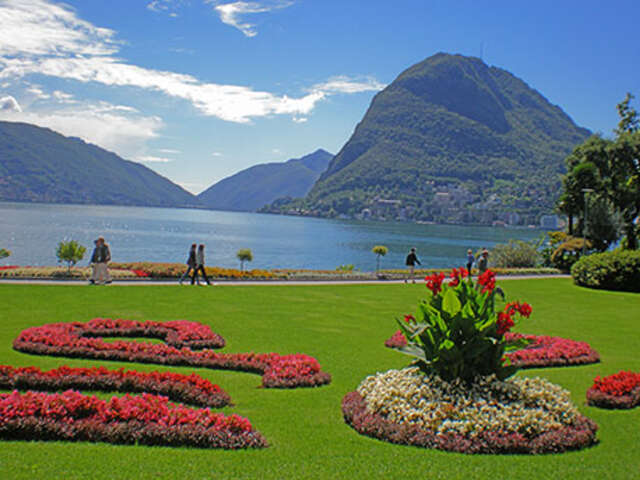 Gardens and Villas of the Italian Lakes