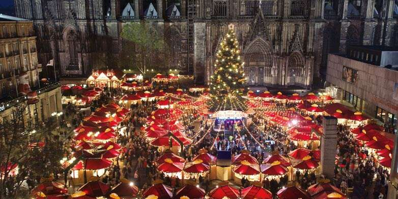 Rhine Holiday Markets