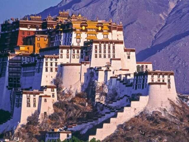 China, Tibet & the Yangtze