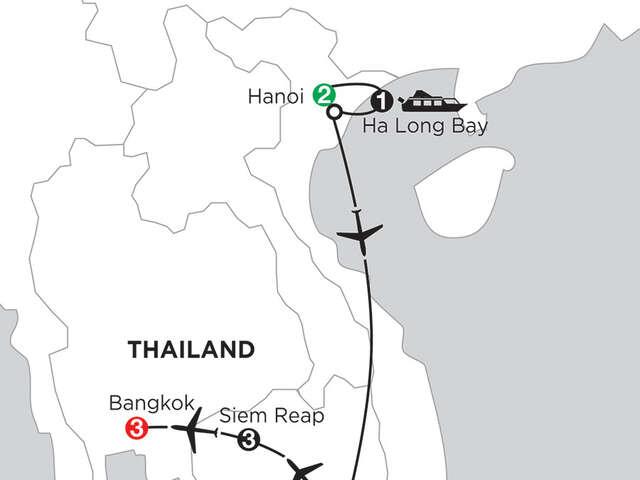 Sensational Southeast Asia