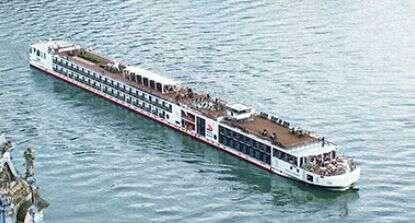 Romantic Danube (river)