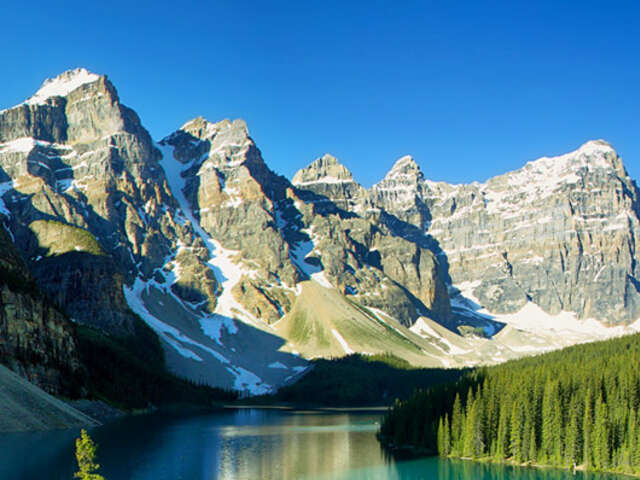 Majesty of the Rockies GoldLeaf (Summer 2018)
