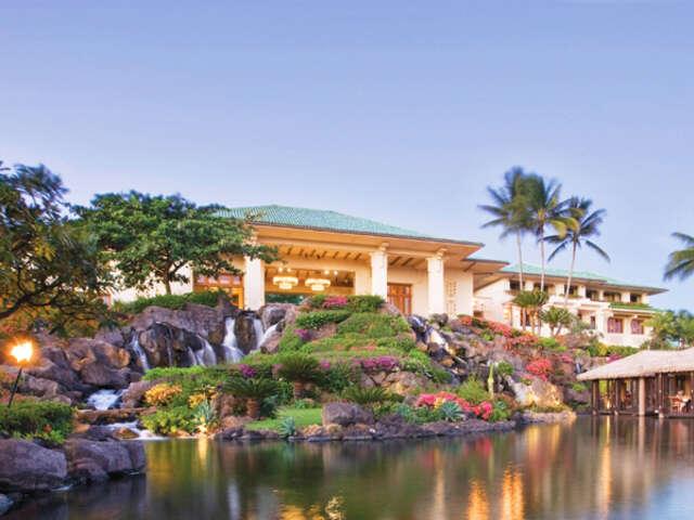 Luxurious Hawaiian Escape (Luxury Gold - Summer 2017)