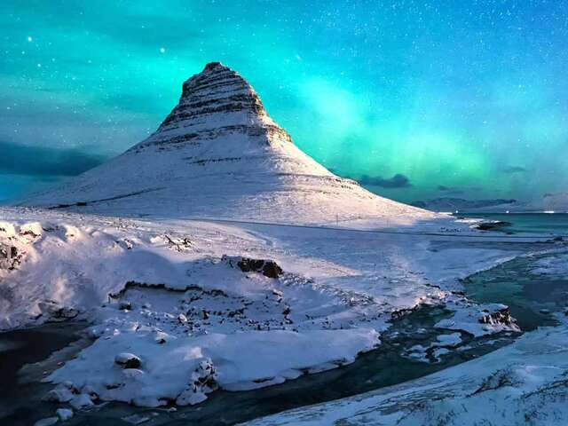 Northern Lights of Iceland including the Blue Lagoon Winter 2017/18