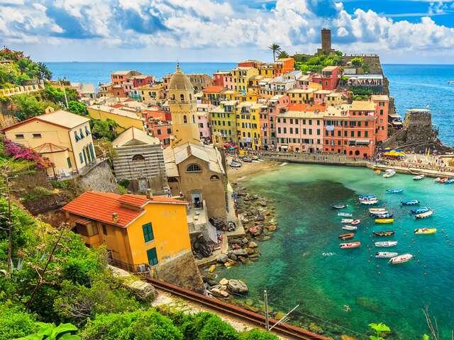 Northern Italy Including Cinque Terre Summer 2018