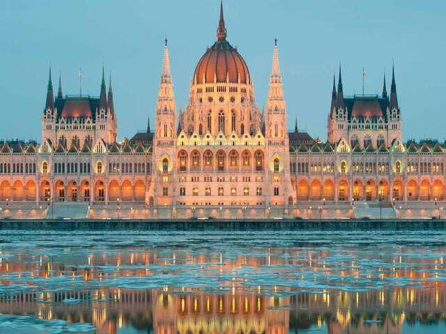 Prague Vienna and Budapest Winter 2017/18