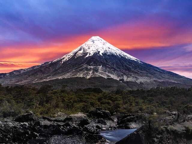 South America Landscapes Summer 2018