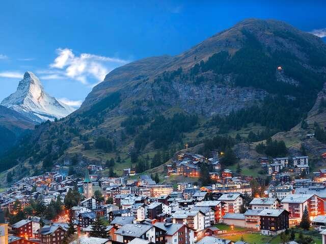 Switzerland and Austria with Oberammergau summer 2020