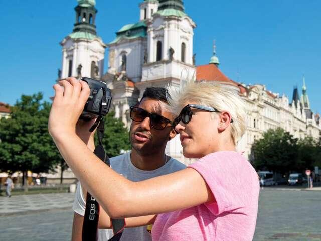 Berlin & Prague plus Vienna (Start Berlin, end Vienna)
