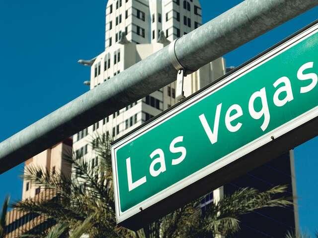 Las Vegas New Year (Start Las Vegas, end Las Vegas)