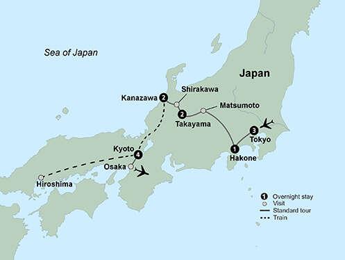 Cultural Treasures of Japan