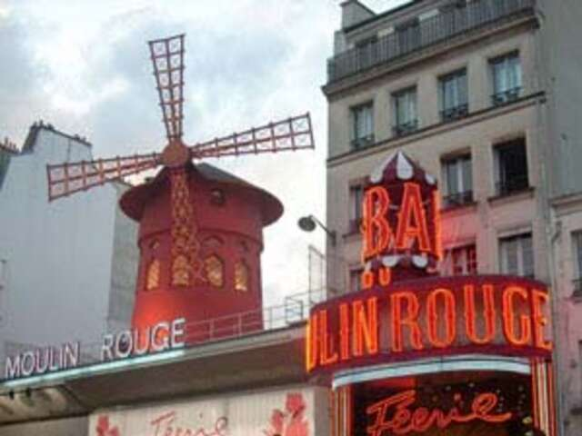 2 Nights London & 3 Nights Paris