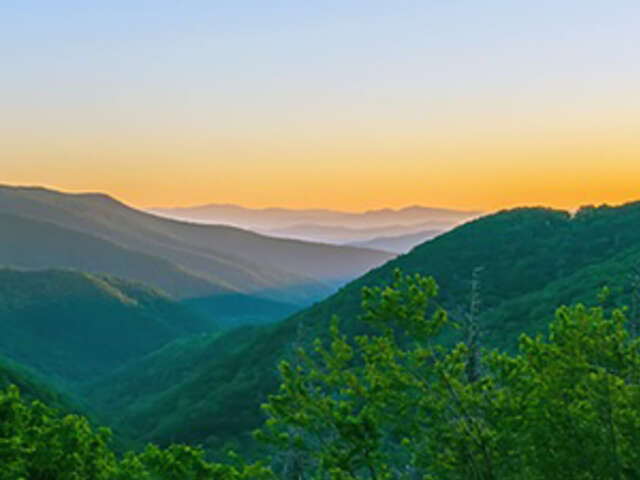 Historic Trails & Blue Ridge Mountains