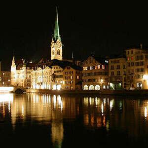 Festive Time on the Romantic Rhine