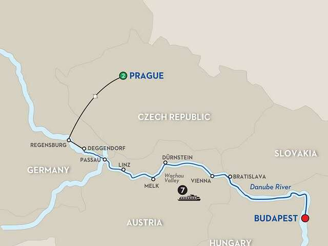 Danube Dreams for Beer Enthusiasts