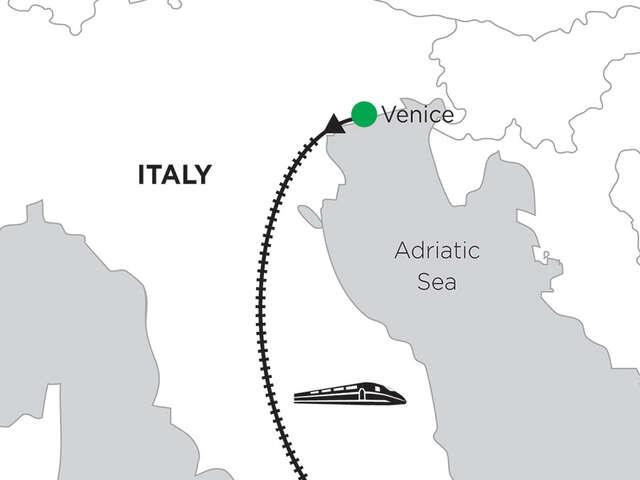 3 Nights Venice & 2 Nights Rome
