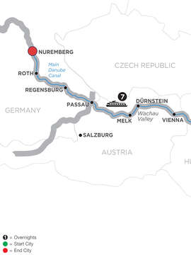 The Blue Danube Discovery for Wine Lovers – Cruise Only