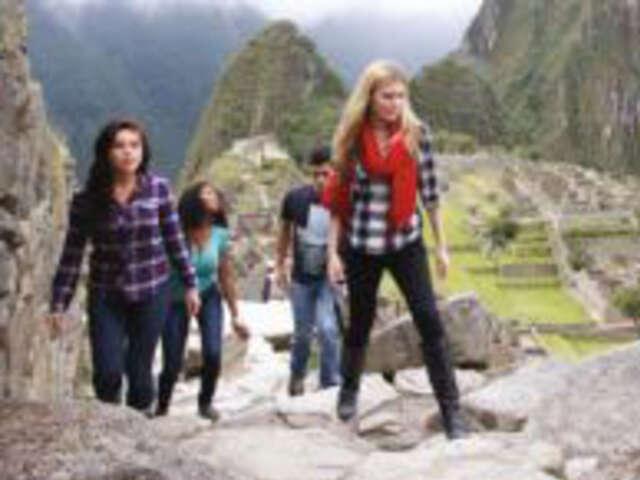 Inca Panorama (With Inca Trail Trek, start Lima, end Cusco)