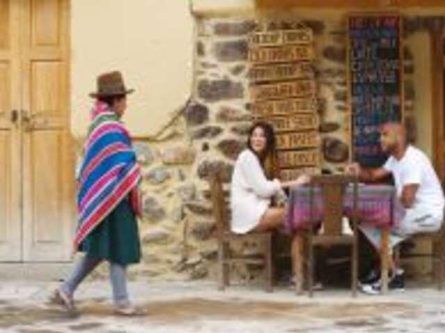 Latin Icons (Without Inca Trail Trek, start Guayaquil, end Cusco)