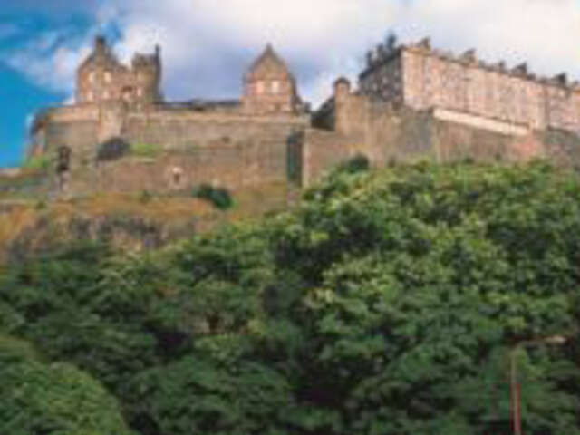 Scotland (Start Edinburgh, end Glasgow)