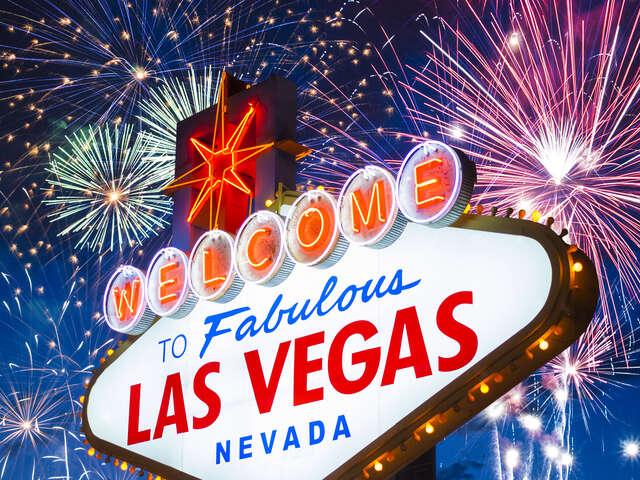 Las Vegas New Year