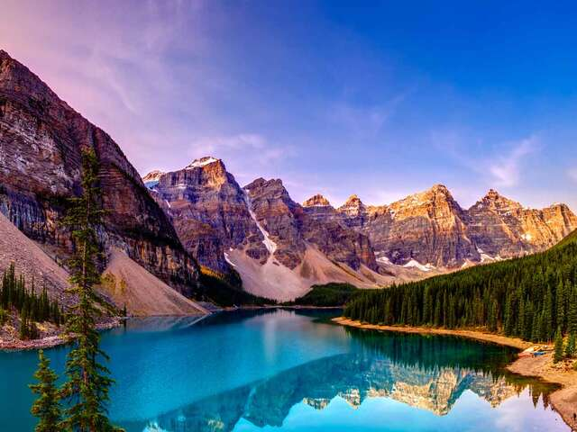 Spectacular Canadian Rockies with Rocky Mountaineer Silverleaf Summer 2019