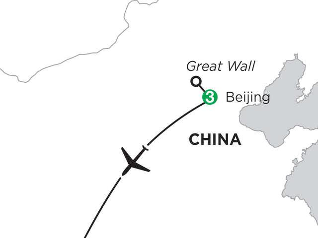 Beijing & Xi'an