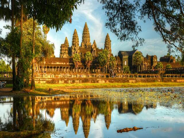 Secrets of Cambodias Angkor Summer 2019
