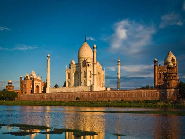 Indias Golden Triangle with Varanasi MeToWe Option Summer 2019
