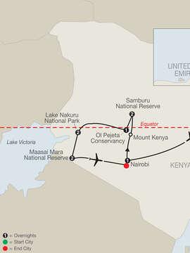 Kenya: A Classic Safari with Dubai