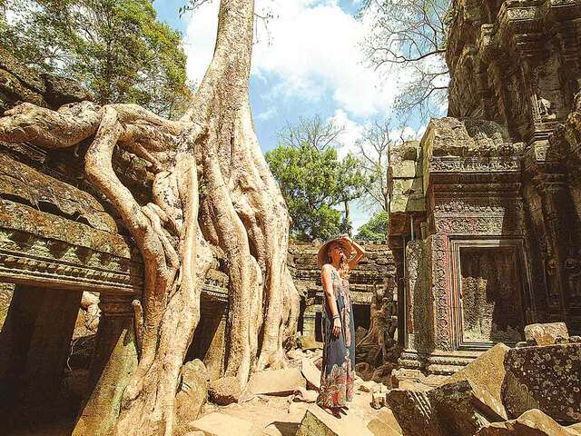 Cambodia and Laos Uncovered