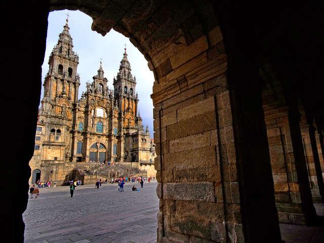 Pilgrimage to Portugal, Spain & France featuring Santiago de Compostela