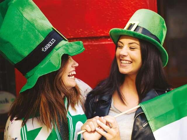 St Patrick's Day (Hotel - Dublin to Dublin)