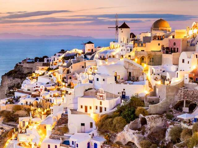 Athens and Aegean Moderate B Summer 2019