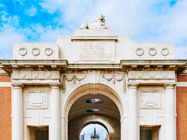 WWI and WWII Battlefields Summer 2019