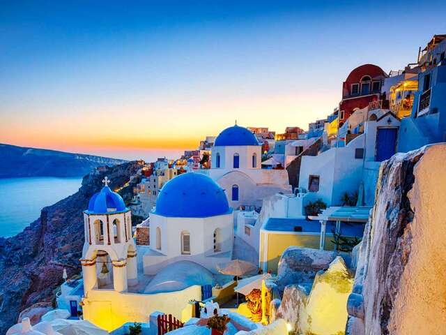 Best of Italy and Greece with 4 Day Aegean Cruise Moderate B Summer 2019