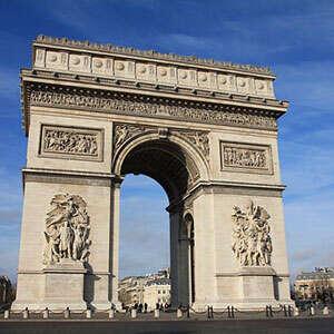 4 Nights Paris & 4 Nights Rome