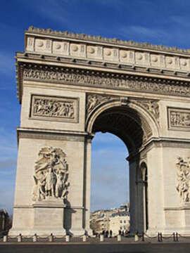 2 Nights Paris & 5 Nights Rome