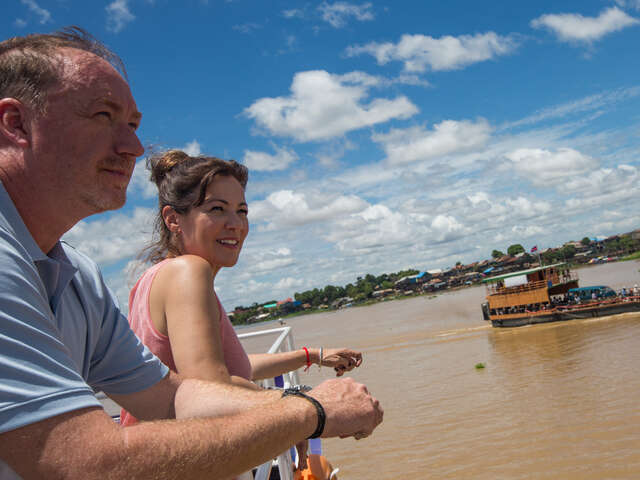 Mekong River Adventure – Ho Chi Minh City to Phnom Penh