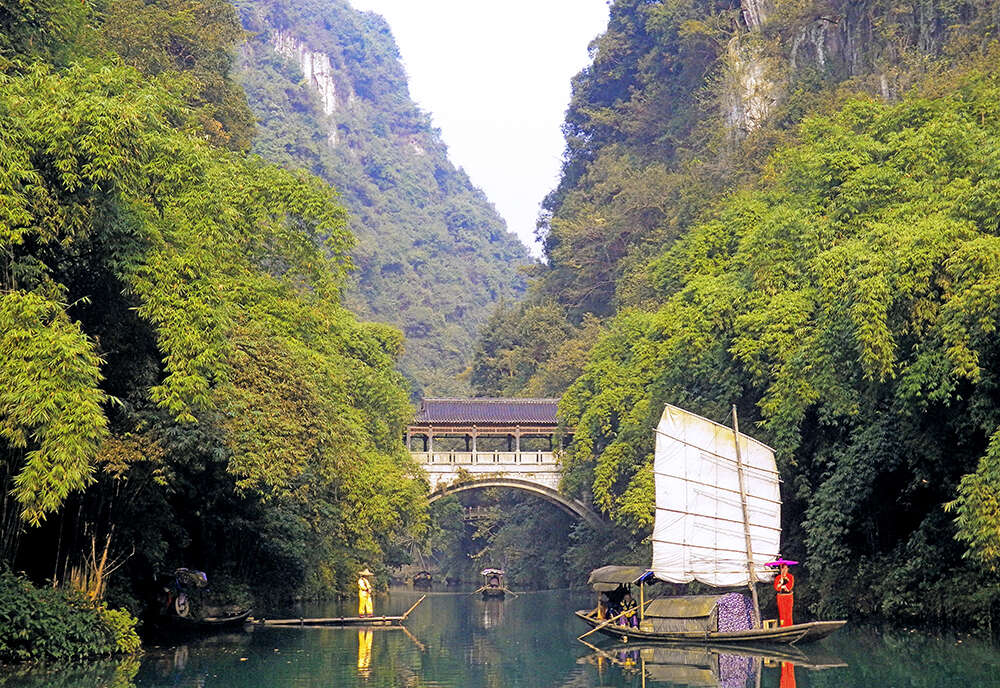 Wonders of China & the Yangtze River