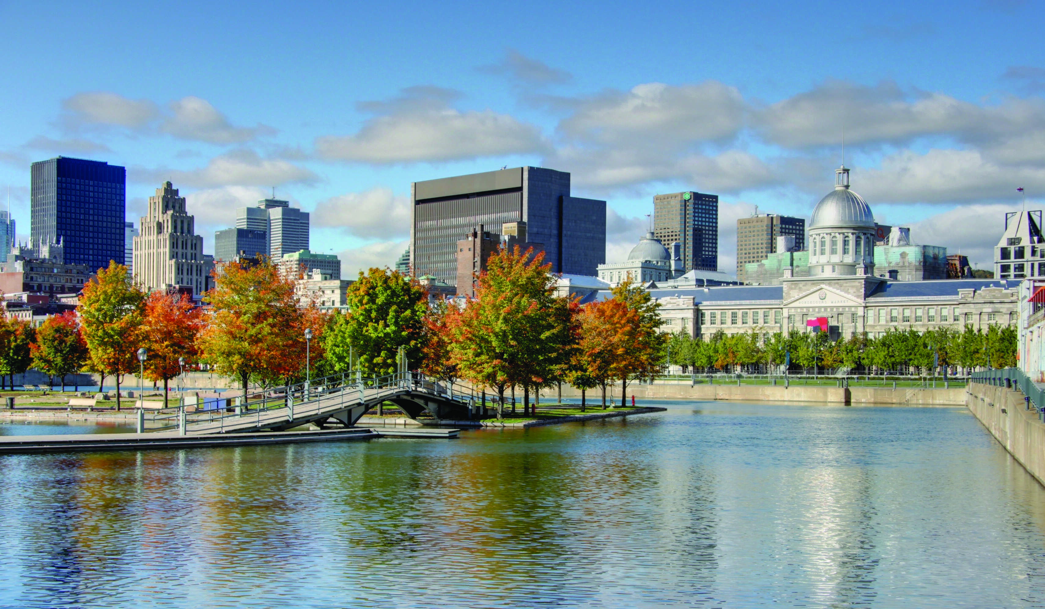 Charming French Canada featuring Montréal, Quebec City, Charlevoix and Montebello