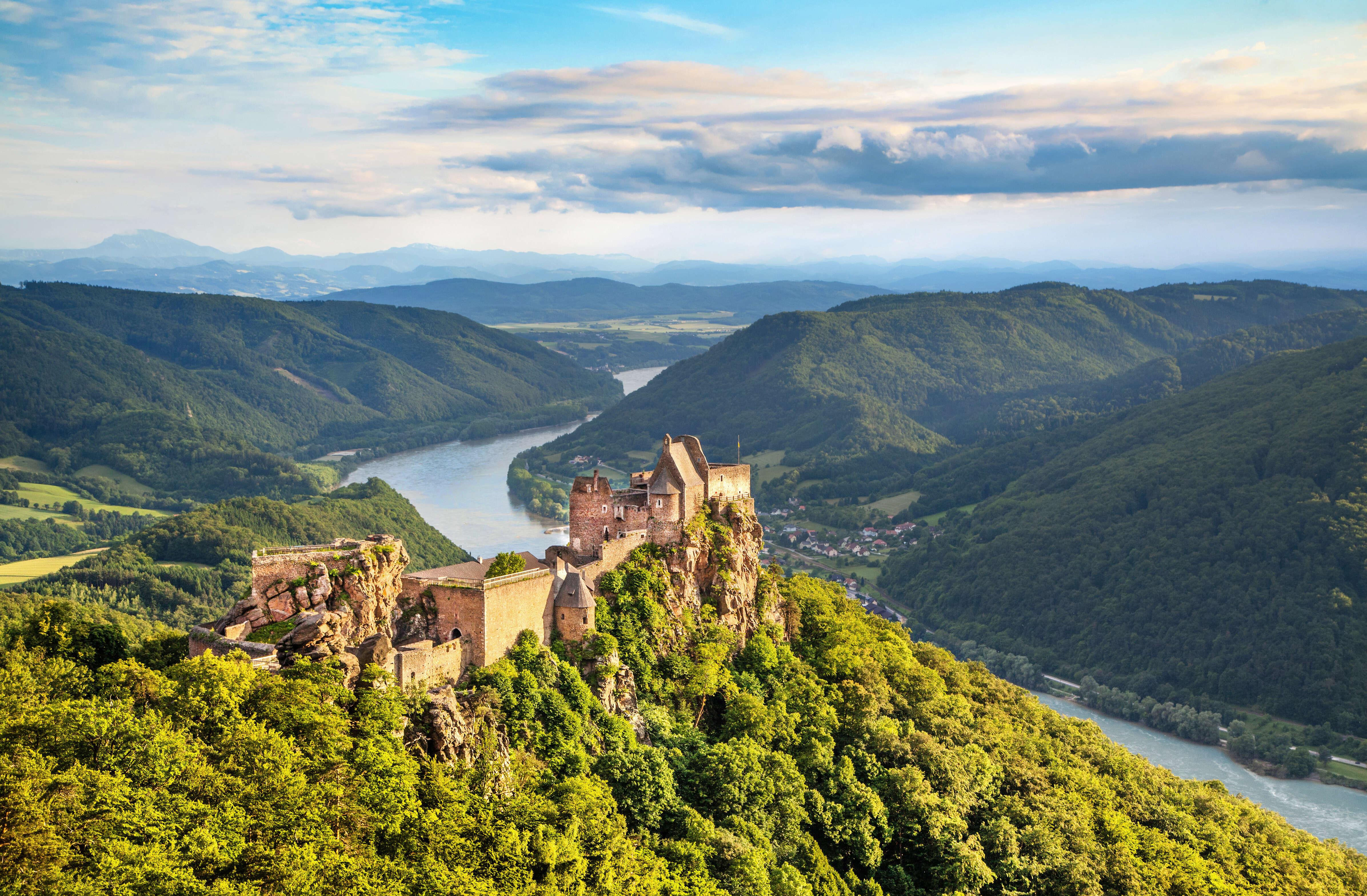 Classic Danube featuring a 7-night Danube River Cruise