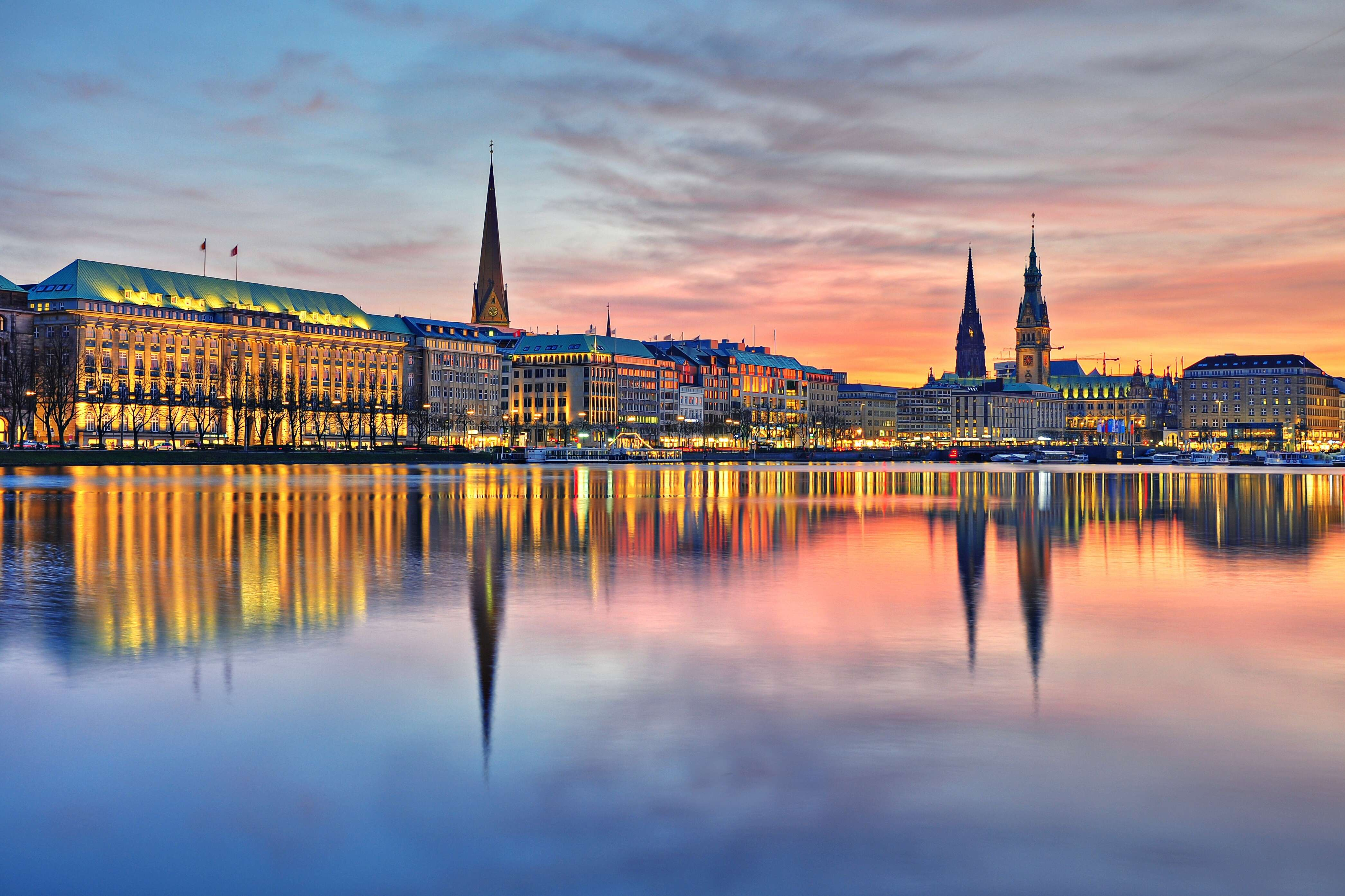 Germany's Cultural Cities & the Romantic Road with Oberammergau Passion Play featuring Berlin, Hamburg, Marburg, Rothenburg and Munich