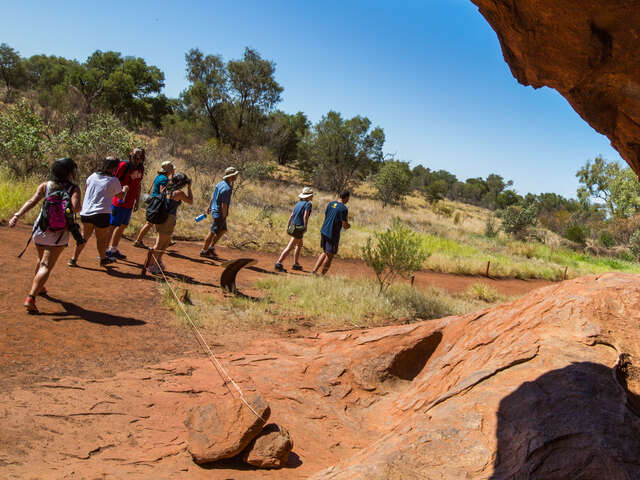 The Red Centre to Melbourne
