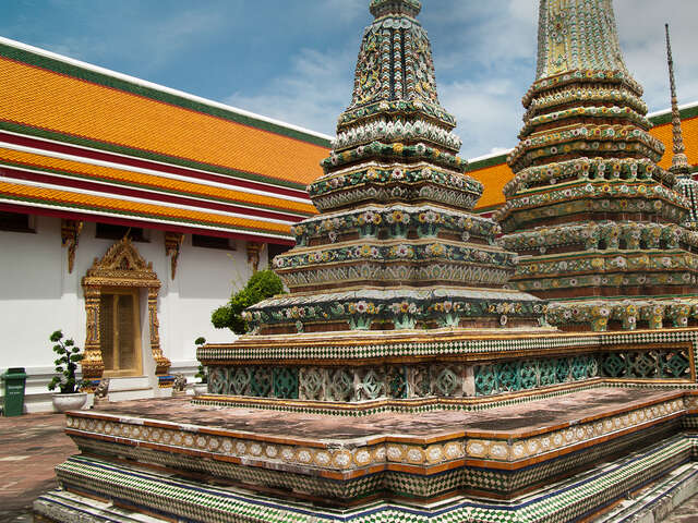 Bangkok to Chiang Mai Express — Plus