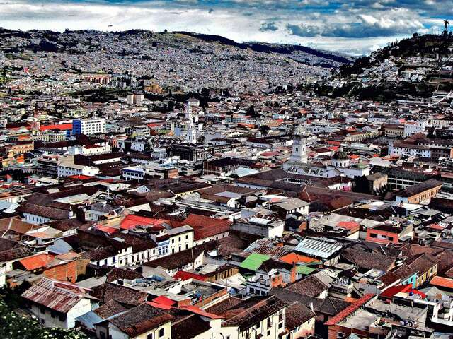 Quito Day Tour: Downtown Foodie and Culture (half day)