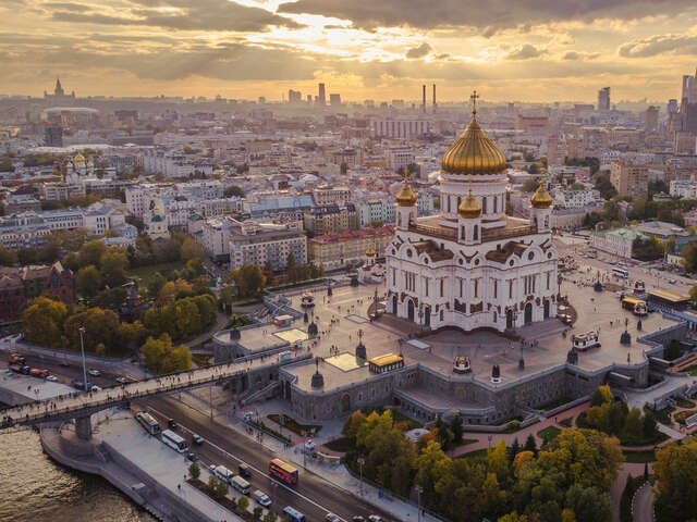 Back Roads of Russia: St Petersburg - Moscow