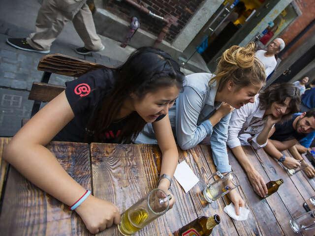 Shanghai to Hong Kong: Bustling Cities & Bamboo Rafts